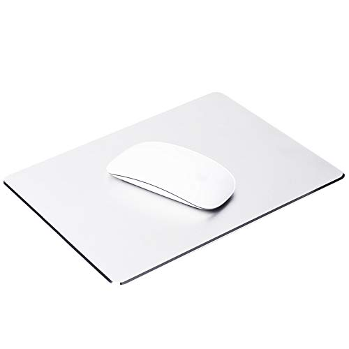 Alfombrilla aluminio alta calidad ratón Apple Magic