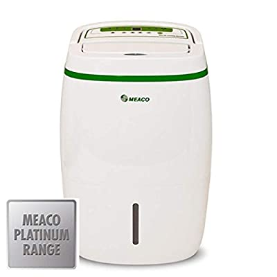 Meaco 20L LE Low Energy Dehumidifier, Ideal For Condensation