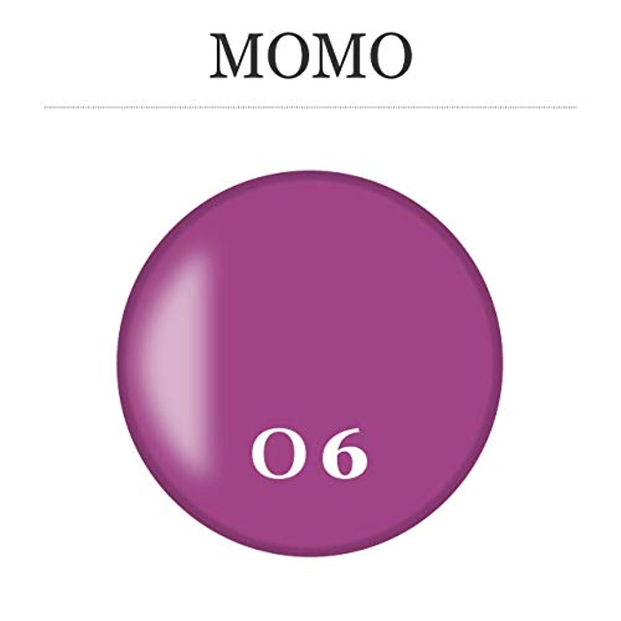 雇用者印象派かろうじてカラージェル MOMO-06 by nail for all