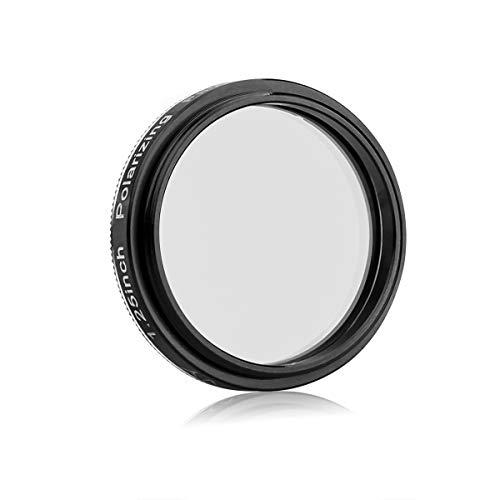 Svbony Filtro Oculare 1,25 pollici, Filtro Polarizzatore, Filtro Lunare Riduce Luminosità e Migliora Contrasto del Pianeta Lunare (1.25in)