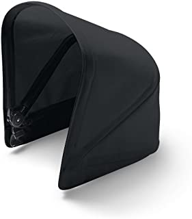 Bugaboo Donkey Sun Canopy, Black (Discontinued by Manufacturer)