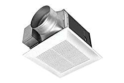 Premium Pick for Best Commercial Bathroom Fan: Panasonic FV-30VQ3 WhisperCeiling Ventilation Fan
