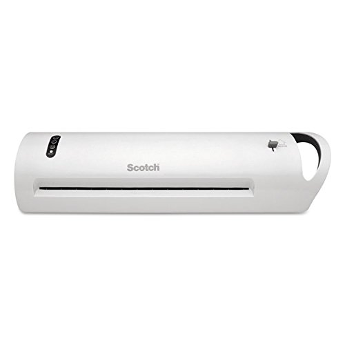 Scotch TL1302VP Thermal Laminator TL1302 Value Pack, 13-Inch W, Includes 20 Pouches