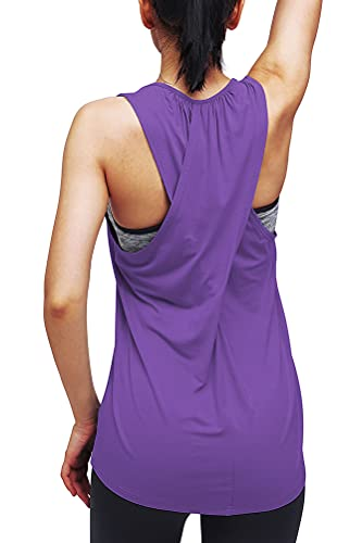 Mippo Womens Tops Workout Tops for …