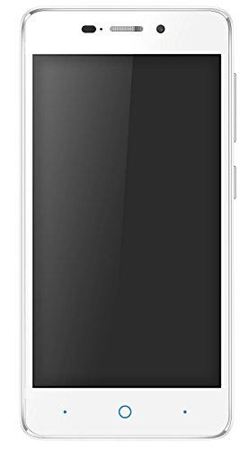 ZTE Blade A452 4G Smartphone (12,7 cm (5 Zoll) Display, 13 Megapixel Kamera, 8 GB Speicher) Weiß