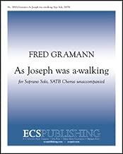 As Joseph was a-walking Sheet Music