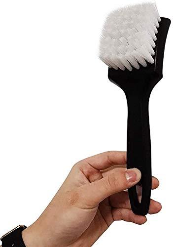TXXM Cepillo de Limpieza de la Alfombra de la Piel del neumático del Coche