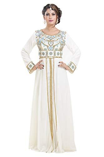 Maxim Creation - Vestido de novia de Dubai Takshita para cóctel árabe...