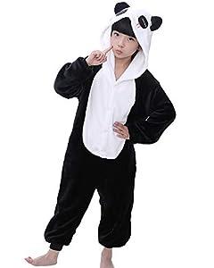 yolsun Animal Onesie Pajamas, Kids Cute Animal Costume for Winter