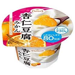 たらみ Tarami 杏仁豆腐 みかん 80kcal 230g×24(6×4)個入×(2ケース)