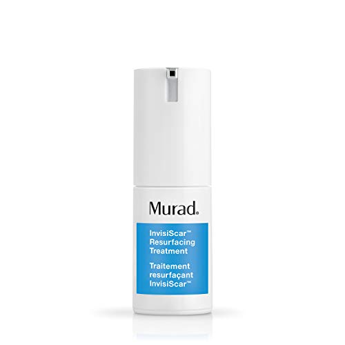 Murad InvisiScar Resurfacing Treatment for Lightening Scars and Dark Spots, 0.5 Fl Oz
