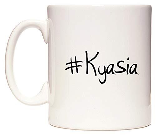 #Kyasia Tazza di WeDoMugs