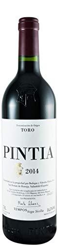 2014 Vega Sicilia Pintia Toro red