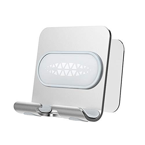 Suading Soporte para teléfono de pared, versión de actualización para teléfono de pared para baño, oficina de cocina