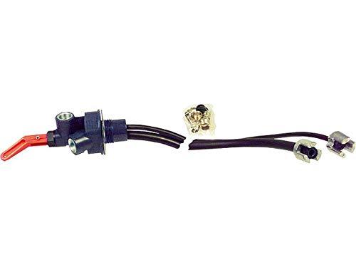 Afriso Euroflex 3 - Grifo de tanque con cable de medición (DN25, 2,15 m)