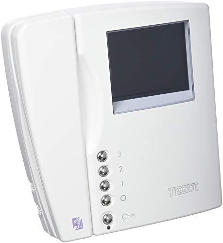 Bticino Videoporteros 374455 - Monitor Swing Color 2 Hilos