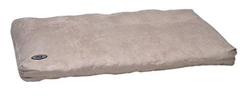 Buster Hundebettbezug, für Visco-Schaumstoffbett, 100x70cm, Beige