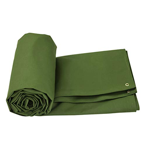 77SRF Heavy Duty Canvas Tarpaulins ArmyGreen Cover Tarps To Cover Boats, Cars, Machinery, Farm Equipment, Whatever Needs Protection From The Elements SRF (Size : 2 * 1.5M)