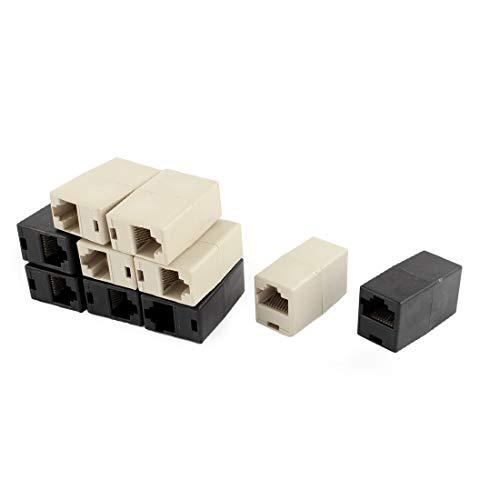 New Lon0167 Cat5 RJ45 Destacados Lan Red Ethernet eficacia confiable Adaptador de...