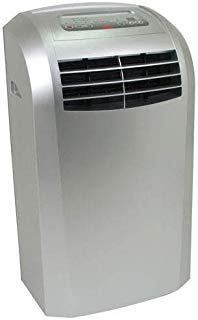EdgeStar AP12000HS Portable Air Conditioner and Heater with Dehumidifier and Fan for Rooms up to 425 Sq. Ft. with Remote Control