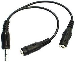 3.5mm Stereo Plug to Two 3.5mm Mono Jacks : 4025