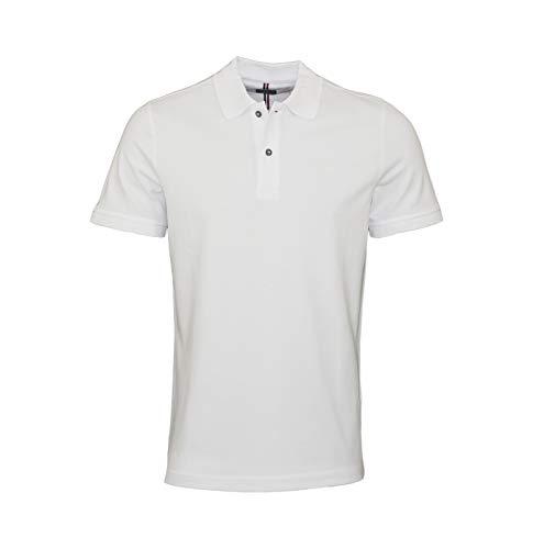 Strellson Poloshirt Petter 10006834 100 weiß (XL)