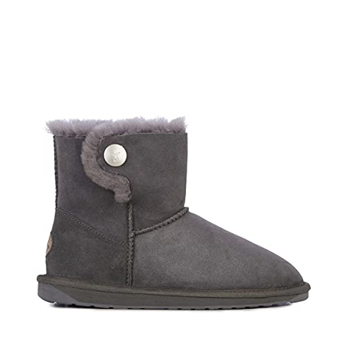 EMU Australia Womens Ore Winter Real Sheepskin Boots