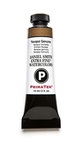 DANIEL SMITH Extra Fine Watercolor 15ml Paint Tube, Yavapai Genuine