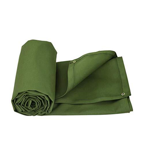 Bâche Imperméable Résistante, Bâche De Protection Toile Verte Armée Anti-gel De Parasol Imperméable (taille : 5.9m*3.8m)