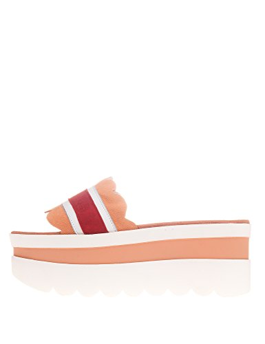Jeffrey Campbell Women's Whimsy Woman's Sandals in Color Pink in Size 39
