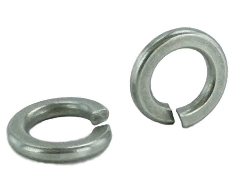 Stainless #10 Split Lock Washer, Stainless Steel 18-8(100 pcs, 10 Lock Washer)