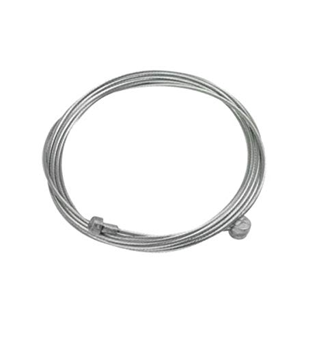 BMX Universal Bicycle Brake Inner Wire Cable Front Rear Road Mtb Mountain Bike Re-build Replace A Stretched Snapped Cable Steel Galvanised Durable