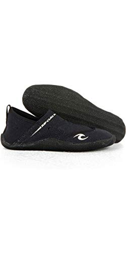 Rip Curl Junior Reef Walker Boots - Black - Unisex - Coral Proof Sole - for Beach/Reef Walking not Surfing