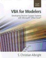 VBA for Modelers (4th, 12) by Albright, S Christian [Paperback (2011)]