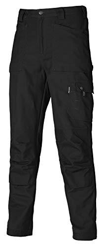 Dickies Handwerkerhose Eisenhower, Größe 54, schwarz, 1 Stück, EH26800 BK 38R