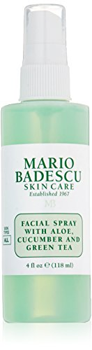 Mario Badescu Facial Spray with Aloe, Cucumber and Green Tea 4oz