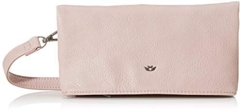 Fritzi aus Preussen Damen Ronja Small Clutch, Pink (Light Rose), 2.5x23x11.5 cm