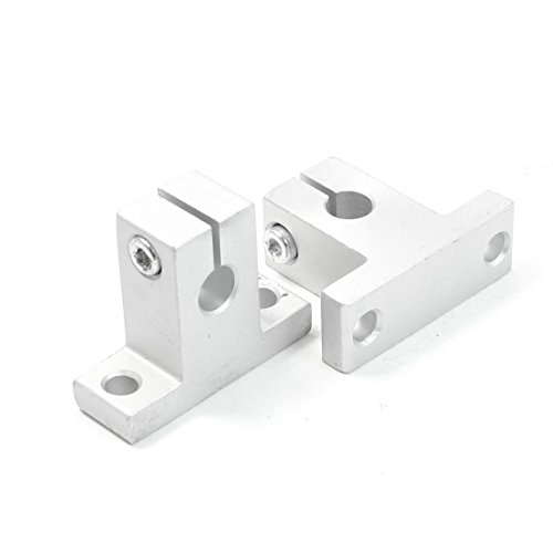 a13080200ux0362 2 2 Stück SK8 8 8 mm Führungsschiene Schiene Linear für XYZ Tisch (2 Stück)