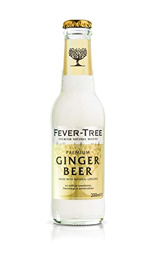 Fever Tree La Cerveza De Jengibre (4X200ml)