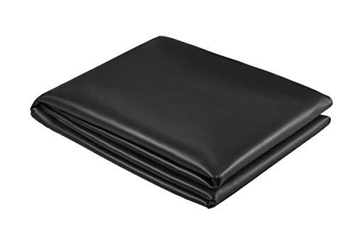 Firestone Teichfolie PondGard EPDM - vulkanisiert schwarz 1 mm - für professionelle Anwendungen - Zuschnitt 4,26 x 2 m