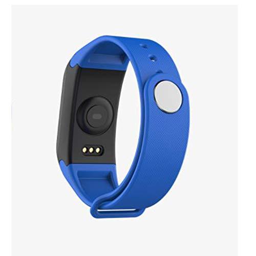 YangLAN kleurendisplay Smart armband, bloeddruk/zuurstof/slaapmonitoring, waterdicht IP67-polshorloge met meerdere sportmodi