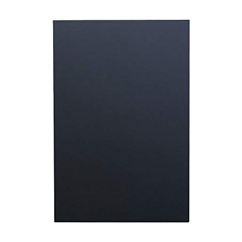 ボックスバンク 黒板ダンボール 撮影背景 看板 工作用 (90×60cm) 3mm厚 10枚セット FB44-0010