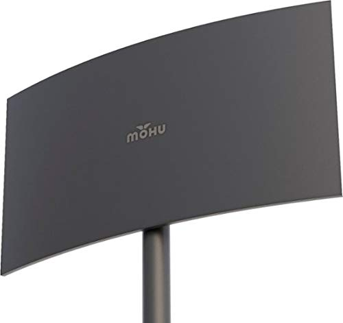 Mohu Sail Outdoor Multi-Directional Antenna (MH-110020) Black - New