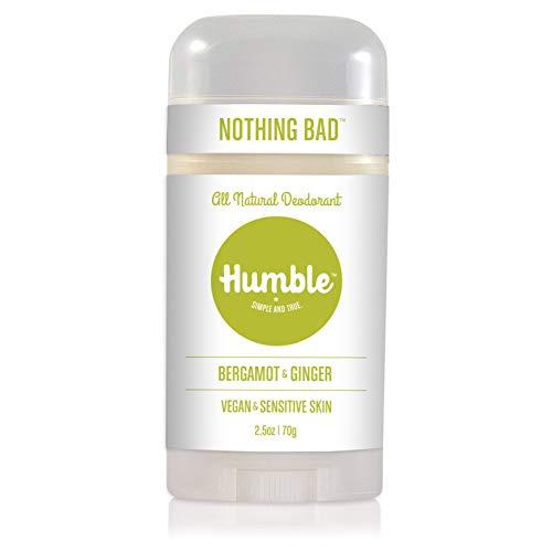 Humble Vegan Aluminum Free Deodorant Stick