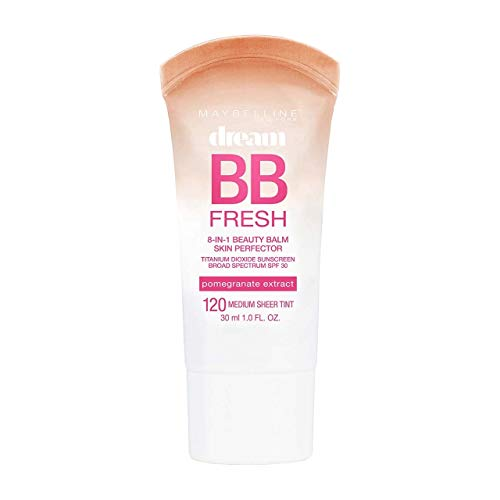 Maybelline Dream Fresh BB 8 in 1 Beauty Balm skin Perfector SPF 30
