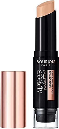 Bourjois Always Fabulous Foundcealer Stick Base de Maquillaje Correctora Tono 400 Rose Beige - 32 g