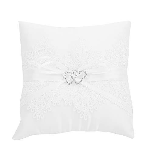 Cojín de anillo, almohada de canasta floral, Aire Libre Decoración para Sofá...