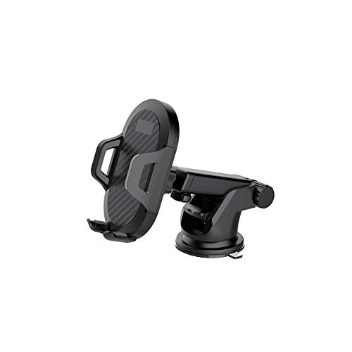 Mobil Phone Holder For any phone Universal Smartphone Car Air Vent Mount Holder Cradle Compatible phone stand car suction phone holder mobile car holder smart/mobile/phone/ipnohe/samsung car mou(gray)