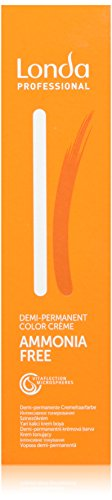 Londa Demi intensieve kleuring 6/45 donker blond koper rood, 2-pack (2 x 60 ml)