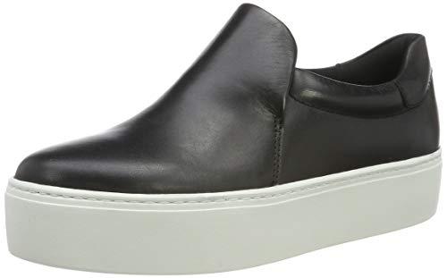 Vagabond Damen Jessie Slip On Sneaker, Schwarz (Black 20), 39 EU